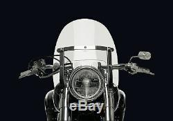 NATIONAL CYCLE Motorrad-Scheibe Ranger Heavy Duty passt für HONDA VT750C 97-01