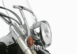 NATIONAL CYCLE Windshield Ranger Heavy Duty farblos Scheibe XV535 Virago 3BR/2YL