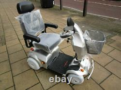 NEW FREERIDER CITY RANGER 6 MOBILITY SCOOTER with Full suspension and FREE dely
