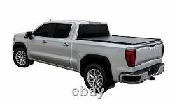 New Agricover Adarac Aluminum Utility Rails 19-On Ford Ranger 6' Box Silver