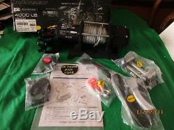 New Genuine Polaris Heavy Duty Ranger 4500lb Winch Kit 2882714 Mount Included