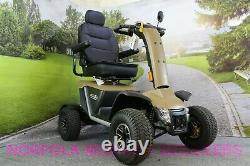 New Year Sale Pride Ranger 8 Mph Class 3 Large All Terrain Road Scooter