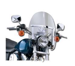Parabrezza Ranger Heavy Duty per Harley Davidson FX e Sportster