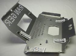 Polaris Ranger 900XP Skid Plate Hook Holster-Bash 1/4 ALUM Heavy Duty