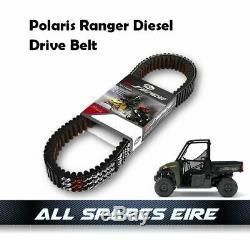 Polaris Ranger Diesel 900d 1000d Heavy Duty Cvt Clutch Drive Belt 2011-2018