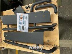Polaris Ranger XP 570 / 900 / 1000 Heavy Duty Rock Slider Nerf Bars SuperATV