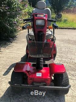 Pride Ranger All Terrain Mobility Scooter RARE