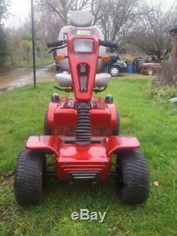 Pride Ranger Multi-Terrain Mobility Scooter