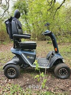 Pride ranger off and on road mobility scooter, pre owned