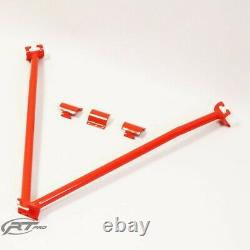 RT Pro RTP5402605 Black Roll Cage Roof Brace For 11-12 Can Am Commander Maverick