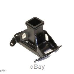 RT Pro RTP5802109 Black Powder Coat Hitch Mount For Can Am Maverick