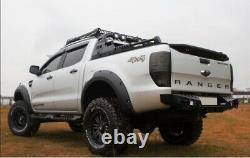 Rear Bumper For Ford Ranger Heavy Duty European Product