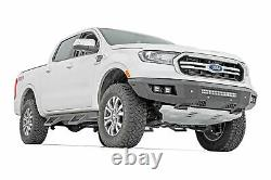 Rough Country For Ford Heavy-Duty Front LED Bumper (19-21 Ranger)