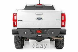 Rough Country For Ford Heavy-Duty Rear LED Bumper 19-21 Ranger