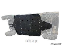 SATV Heavy Duty 1/2 Full Skid Plate for Polaris Ranger XP 1000 High Lifter Crew
