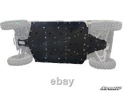 SATV Heavy Duty 1/2 Full Skid Plate for Polaris Ranger XP 1000 Trail Boss Crew