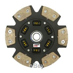 STAGE 3 HEAVY-DUTY CLUTCH KIT with FLYWHEEL SET fits 90-92 FORD RANGER 3.0L 6CYL