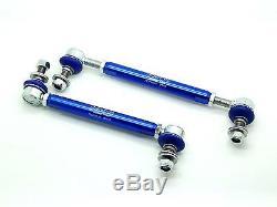 SUPERPRO FOR FORD RANGER PX FRONT Sway Bar Link Kit Heavy Duty Adjustable