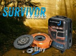SURVIVOR 4X4 HEAVY DUTY clutch kit for FORD RANGER PJ 2.5 Ltr 2.5 MZR-CD 2006-on