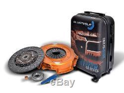 SURVIVOR HEAVY DUTY clutch kit for FORD RANGER PJ 3.0 Ltr 3.0 MZR-CD 2006-on
