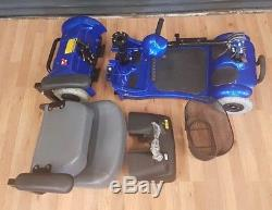 Stunning FreeRider Mini Ranger Small Mobility Scooter With 3 MONTHS WARRANTY