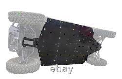 SuperATV Full Skid Plate for Polaris Ranger XP 1000 Crew 2021+ See Fitment