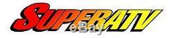SuperATV HDRP-1-2-002 Polaris Ranger 500/800 RackBoss Heavy Duty Rack and Pinion