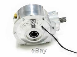 SuperATV Heavy Duty Billet Complete Differential for Polaris Ranger