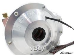 SuperATV Heavy Duty Billet Front Differential Gear Case for Polaris Ranger 1000