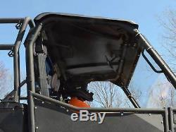 SuperATV Heavy Duty Plastic Roof for Polaris Ranger Full Size 570 (2016+)