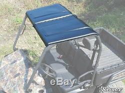 SuperATV Heavy Duty Plastic Roof for Polaris Ranger Midsize 500 (2010-2013)