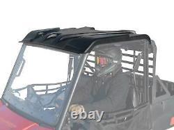 SuperATV Heavy Duty Plastic Roof for Polaris Ranger Midsize 500 / 570 / EV / ETX