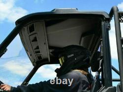 SuperATV Heavy Duty Plastic Roof for Polaris Ranger XP 1000 / 570 / 900 READ