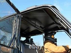 SuperATV Heavy Duty Plastic Roof for Polaris Ranger XP 1000 Crew (2017+)