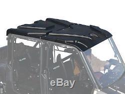 SuperATV Heavy Duty Plastic Roof for Polaris Ranger XP 570 Crew (2015-2016)