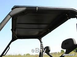 SuperATV Heavy Duty Plastic Roof for Polaris Ranger XP 800 (2011-2014)