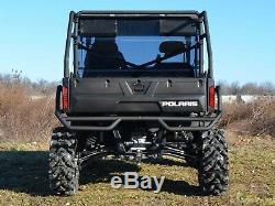 SuperATV Heavy Duty Rear Roll Bar for Polaris Ranger Full Size 500 (2009-2010)