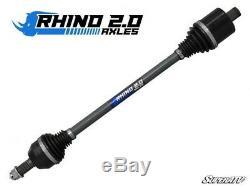 SuperATV Heavy Duty Rhino 2.0 Axle for Polaris Ranger XP 900 (2019+) REAR