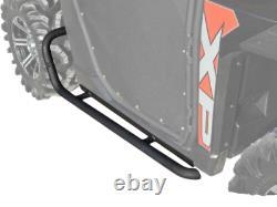 SuperATV Heavy Duty Rock Sliding Nerf Bars for Polaris Ranger XP 570 PRO-FIT