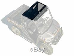 SuperATV Heavy Duty Tinted Roof for Polaris Ranger XP 900 (2013+)