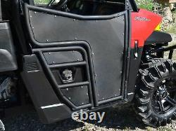 SuperATV Polaris Ranger Midsize 500 / 570 / ETX / EV Heavy Duty Aluminum Doors