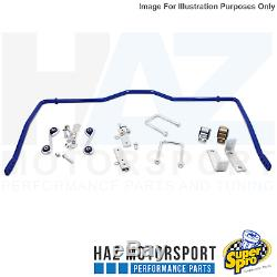 SuperPro Rear Heavy Duty 3-Position Adjustable 20mm Sway Bar for Ford Ranger 15+