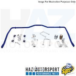 SuperPro Rear Heavy Duty 3-Position Adjustable 20mm Sway Bar for Ford Ranger 15+