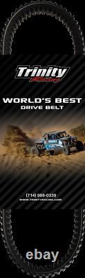 Trinity Racing Worlds Best Heavy Duty Belt For 2016-2020 Polaris RZR Turbo XP