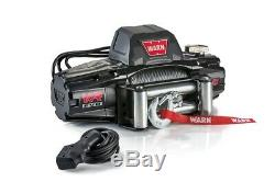 Warn 103252 VR Evo 12 Volt DC Powered 10,000LB Winch With 90ft. Cable