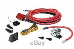 Warn 32966 Winch 24 Quick Connect Power Cable Power Interrupt Kit & Dust Cover