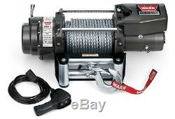 Warn 68801 16.5ti Thermometric 16500lb Self-Recovery Winch With 90ft Cable