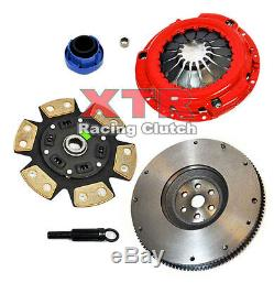 Xtr Stage 3 Heavy-duty Clutch Kit & Flywheel 95-01 Ranger B2300 B2500 2.3l 2.5l