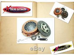 Xtreme Heavy Duty Clutch KIT + SMF Flywheel FOR Ford Ranger Diesel PJ PK